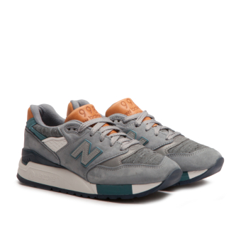 New Balance W 998 DTV Made in USA (547811-50-12) grau