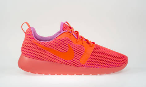 Nike Wmns Roshe One Hyperfuse BR (833826-800) orange