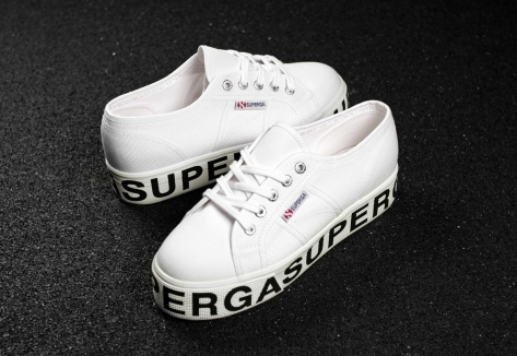 Superga 2790 Cotw Outsole (S00FJ80 901) weiss