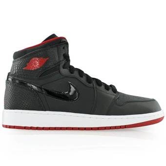 NIKE JORDAN air  1 retro high bg (705300-021) schwarz
