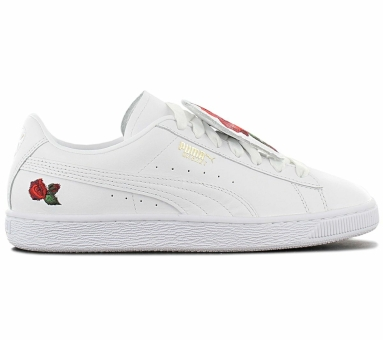 PUMA BASKET BADGE VERTERE WNS (370192-01) weiss