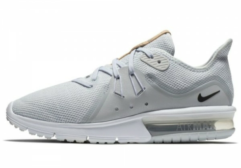 Nike Womens Air Max Sequent 3 (908993-008) weiss