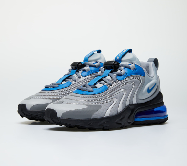 Nike Air Max 270 React ENG (CJ0579-001) grau