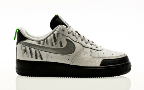 Nike Air Force 1 07 LV8 2 (BQ4421-001) grau