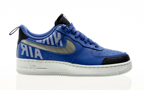 Nike Air Force 1 07 LV8 (BQ4421-400) blau