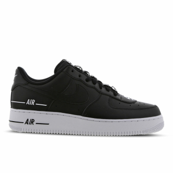 Nike Air Force 1 07 LV8 (CJ1379-001) schwarz