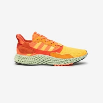 adidas Originals Zx 4000 4d x Sns (FV5524) orange