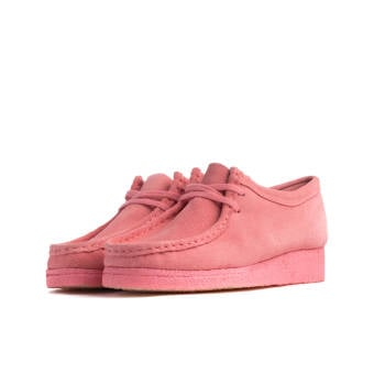 Clarks Wallabee (26148416) pink