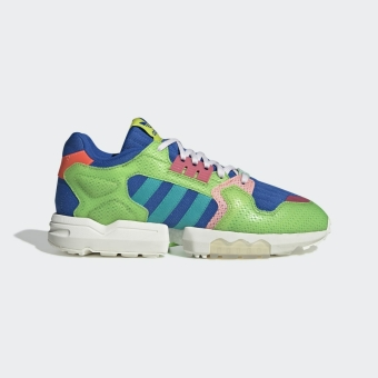 adidas Originals ZX Torsion Parley Schuh (EG3355) bunt