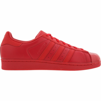adidas Originals Superstar Glossy (S76724) rot