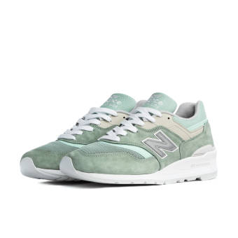 New Balance M997 Made In USA (781251-60-6) grün