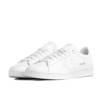 Converse Pro Leather OX (167239c) weiss