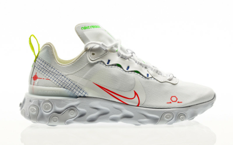 Nike React Element 55 (CU3009-101) weiss