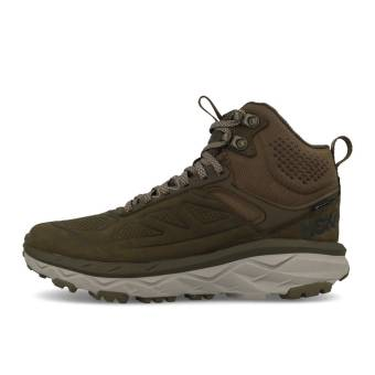 Hoka OneOne W Challenger Mid GTX Major Brown Heather (1106522/MBHT) braun