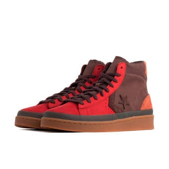 Converse X CONV Pro Leather Hi 2000S (167269C) rot