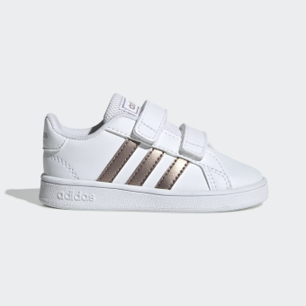adidas Originals Grand Court (EF0116) weiss