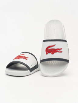 Lacoste Croco Slide (39CMA0043407) weiss