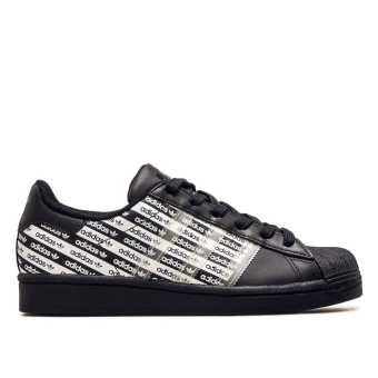 adidas Originals Superstar J (FV3762) schwarz