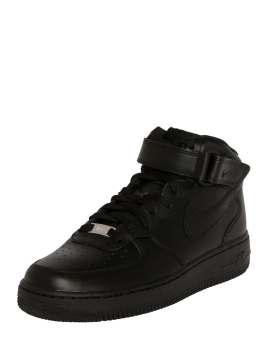 Nike Air Force 1 Sneaker Mid 07 (315123 001 neu) schwarz