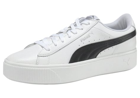 PUMA Vikky Stacked (369143_07) weiss