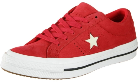 Converse One Star Ox (162614C) rot