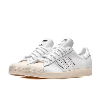 adidas Originals Superstar 80s Human Made (FY0730) weiss