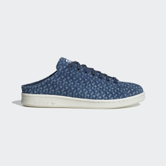 adidas Originals Stan Smith Mule Schuh (FX2539) blau