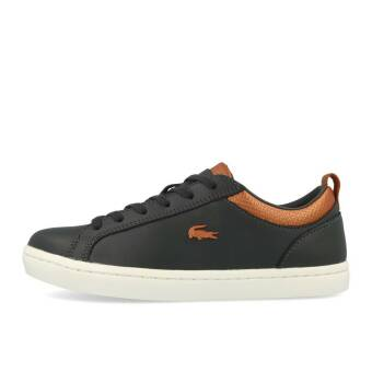 Lacoste Straightset 319 1 CFA Dark Grey Copper (7-38CFA0007DGC) grau