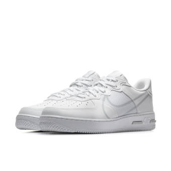 Nike Air Force 1 React (CT1020-101) weiss