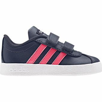 adidas Originals VL Court 2 0 (EE6907) schwarz