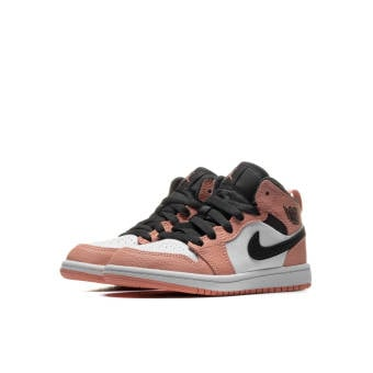 NIKE JORDAN 1 Mid PS (640737-603) orange