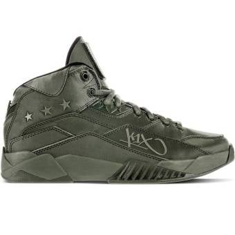 K1X x alpha industries anti gravity (1153-0400/3343) grün