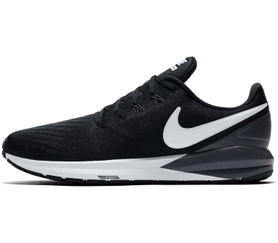 Nike Air Zoom Structure 22 (AA1636-002) schwarz