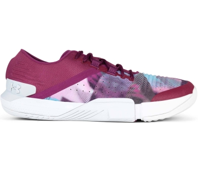 Under Armour UA W TriBase Reign PRNT (3022482-500) lila