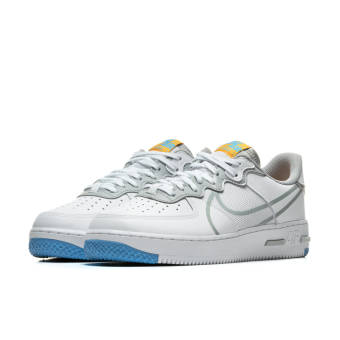 Nike Air Force 1 React (CT1020-100) weiss