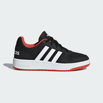 adidas Originals Hoops 2 0 (B76067) schwarz
