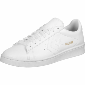 Converse Pro Leather OX (167239C 100) weiss
