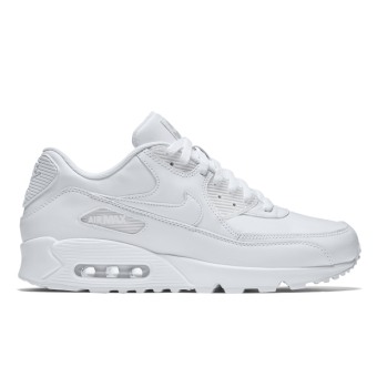 Nike Air Max 90 Leather (302519-113) weiss