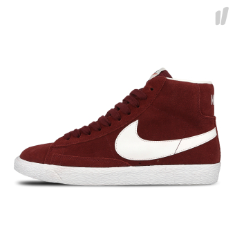 Nike WMNS Blazer Mid Suede (871929 600) rot