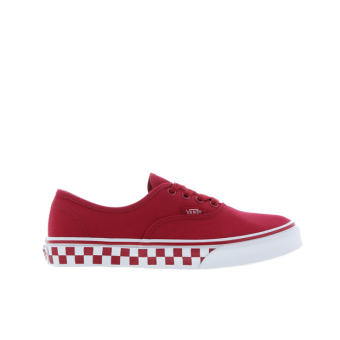 Vans Authentic Checkerboard (VN0A38H3S3J) rot