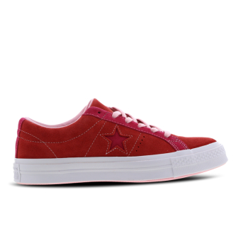 Converse One Star Ox (161613C) rot