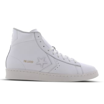 Converse Pro Leather Mid (166810C) weiss