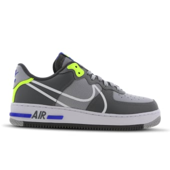 Nike Air Force 1 React (CD4366-002) grau
