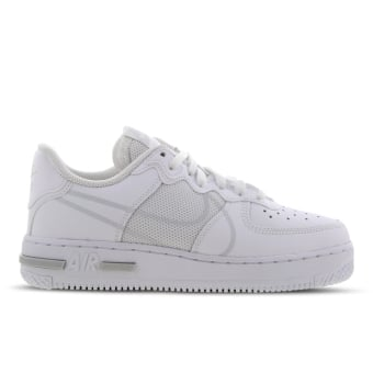Nike Air Force 1 React SU GS (CT5117 101) weiss