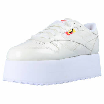 Reebok x Gigi Hadid Classic Leather Triple Platform (DV4110) weiss