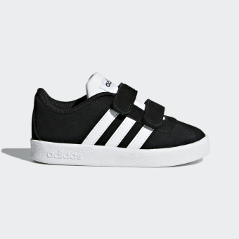adidas Originals VL Court 2 0 (DB1833) schwarz
