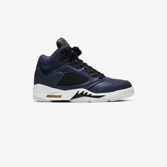 NIKE JORDAN Wmns Air 5 Retro (CD2722-001) blau