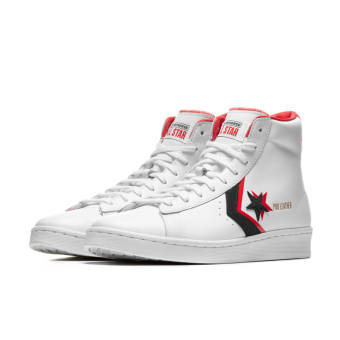 Converse Pro Leather Mid (169024C) weiss
