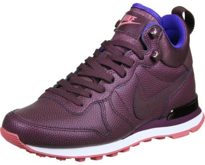 Nike Wmns Internationalist Mid Leather (859549 600) rot