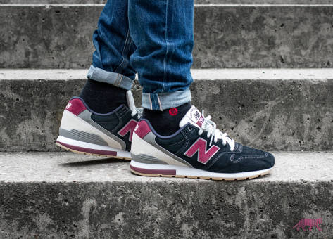 New Balance MRL996ND (MRL996ND) schwarz